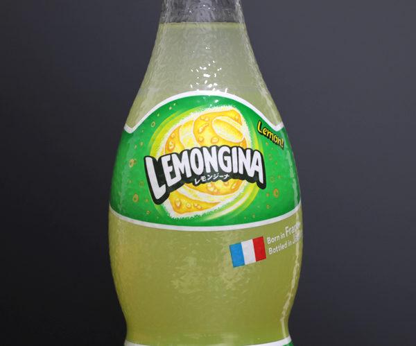 「レモンジーナ」が土の味とか誰が言ってんの?