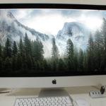 生粋のWindows使いがiMac 5Kを購入してみて