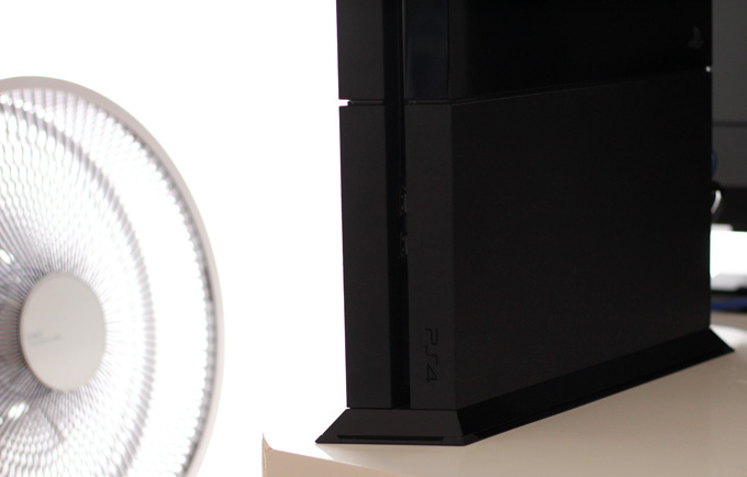 PS4縦置きスタンド