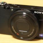 お気に入りのソニーのデジカメRX100が壊れた