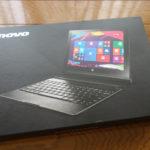 LenovoタブレットYOGA Tablet 2 with Windowsを2か月使ってみてのレビュー