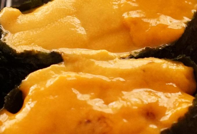 コストコの寿司ネタ「ウニ」