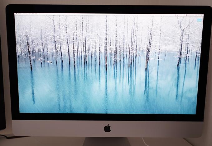 うちのiMac 5K