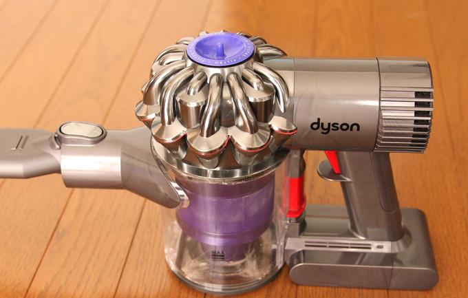 手入れに難ありだがダイソンのDC61モーターヘッドは超おすすめ