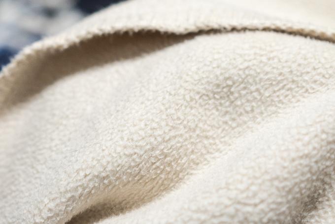 2か月後の三井毛織のスーピマコットン毛布