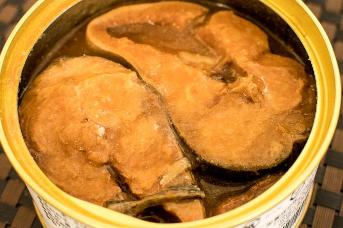 金華さばの味噌缶詰の味噌ダレは使えるらしい