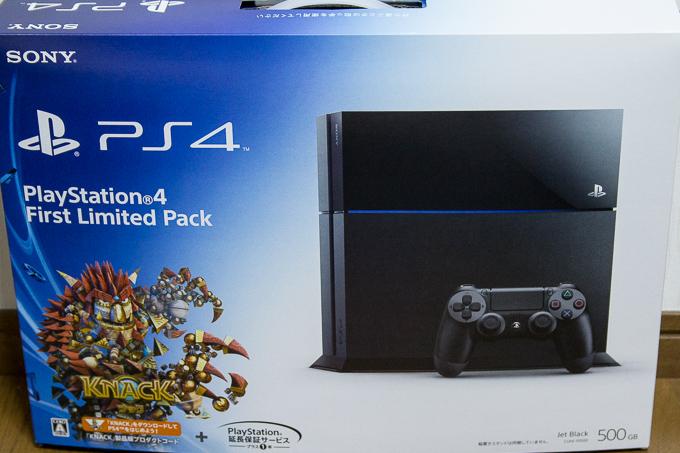 PS4祝2周年!うちのPS4本体は故障知らず