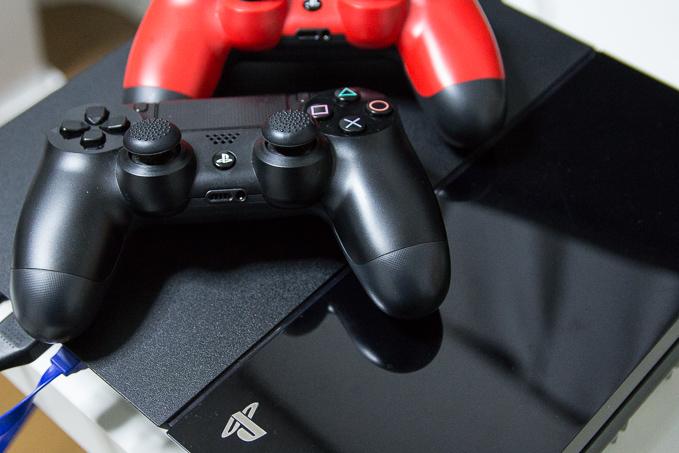 PS4のコントローラーが故障