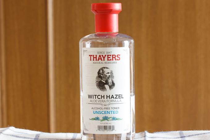 アイハーブで購入したセイヤーズの化粧水