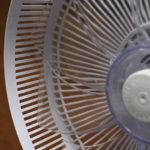 東芝の扇風機F-DLT65で風が出ない、こない症状が出ているのだが…