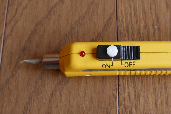 ハウスボックスのイージーリペアキットの電源部分