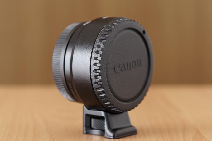 CanonマウントアダプターEF-EOS M