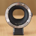 CanonからEOS M5が出るのでマウントアダプターEF-EOS Mを買ってみた