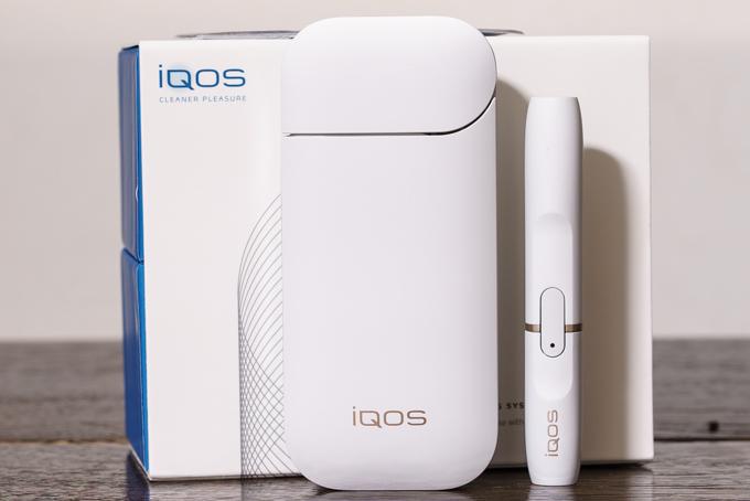 iQOS(アイコス)のキット