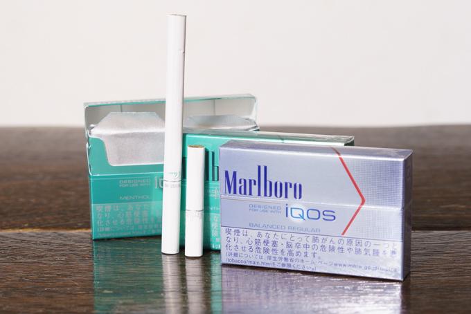 iQOS(アイコス)のタバコ