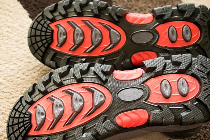 (クツヤ) Kutuyaの登山靴のアウトソール