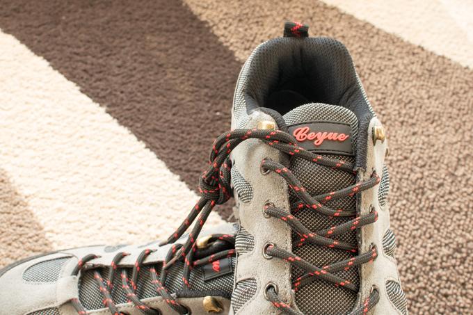(クツヤ) Kutuyaのトレッキングシューズの靴紐