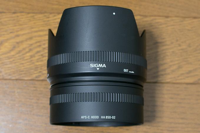 Amazonベーシック「偏光レンズ(CPL)フィルター」+レンズフード