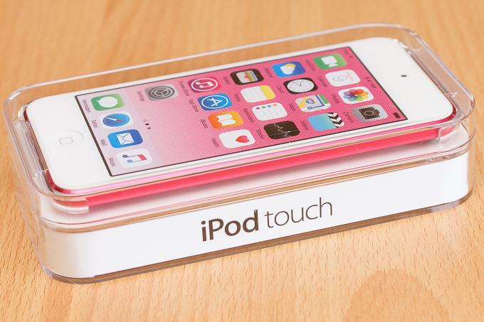 4,000円も安くなったからiPod touchを買ってみた