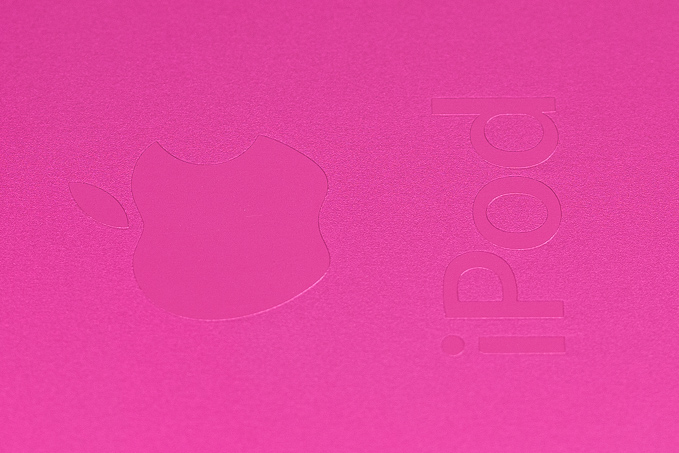 iPod touchの第6世代の美しい本体