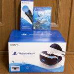 グラの悪さ等欠点も多く目についたPSVR(PlayStation VR)初日の感想