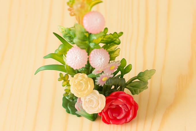 ストロンガーの初音ミク~花色衣~フィギュアの花