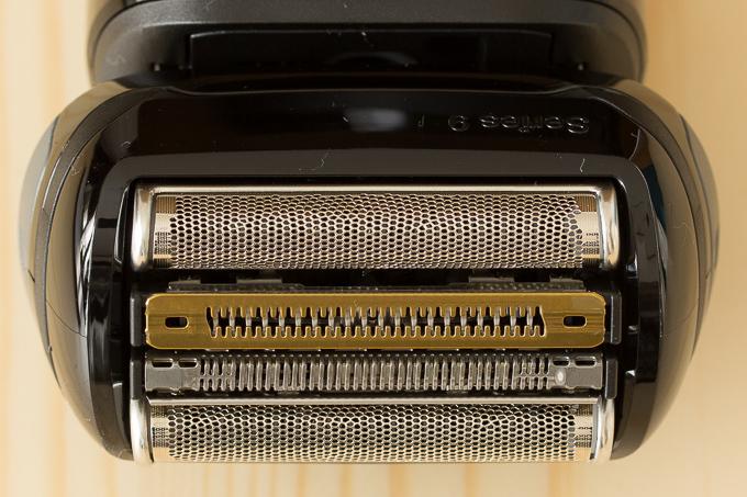 ブラウンのシェーバー「シリーズ9」9250CCの剃り味