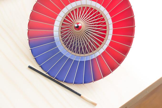 ストロンガーのフィギュア「初音ミク~花色衣~」の傘が壊れた