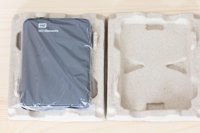 WD Elements Portable WDBU6Y0020BBK-EESN USB3.0