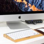 SAMDi(サムディ)Apple Wireless Keyboardキーボードスタンドは評判通り