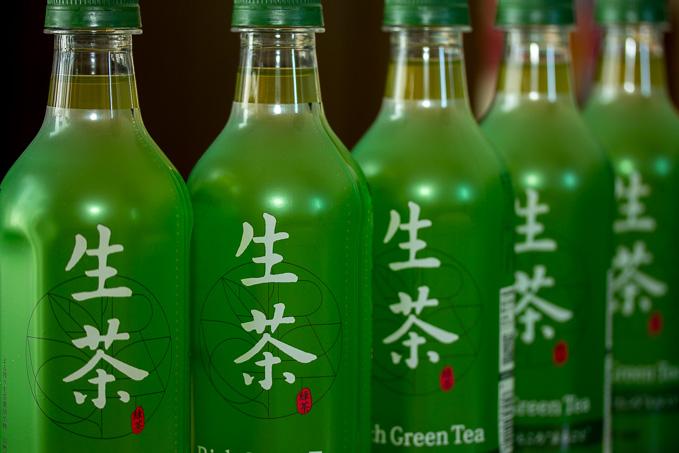 あけてびっくり生茶箱プレゼントキャンペーン応募用に生茶12本を購入