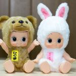 北海道限定の雪うさぎキューピー人形もやっぱり激カワ!だった