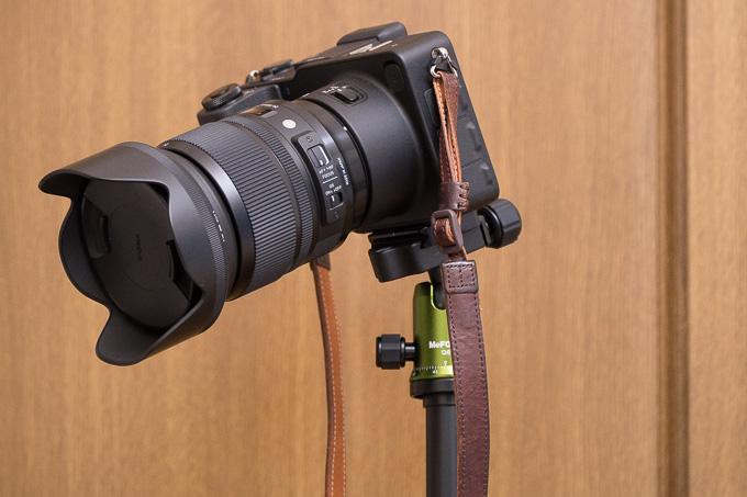 A0350Q0にsd Quattroに24-105mm F4 DG OS HSM