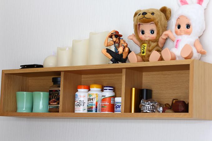 ロングセラー『無印良品~壁に付けられる家具』で我が家の壁がおしゃれに変わります♡ | folk