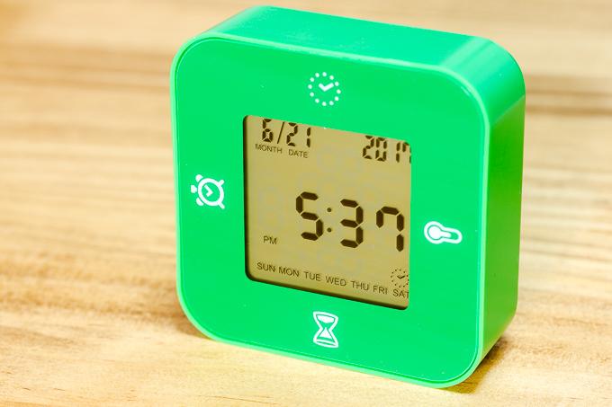 イケア(IKEA)のKLOCKISの置き時計機能紹介