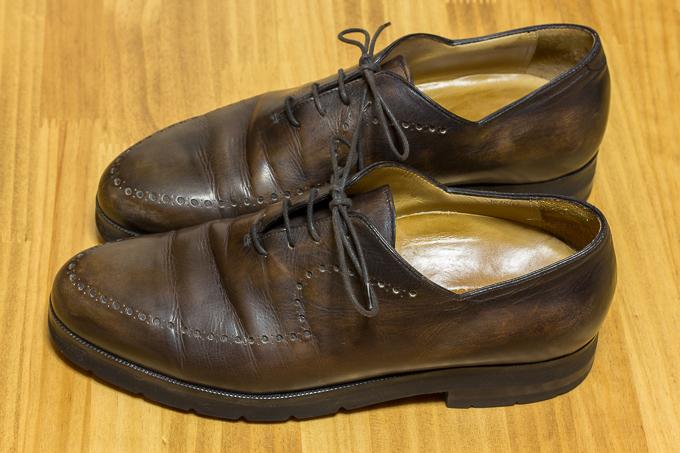 ベルルッティの靴ってどうなの?の個人的な答え