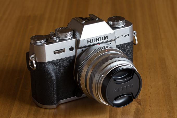 使いづらい富士フイルムX-T20