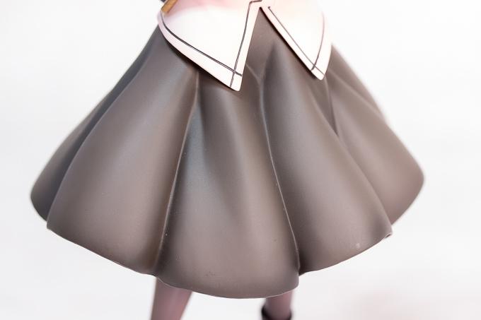 プラムフィギュアのココアのスカート