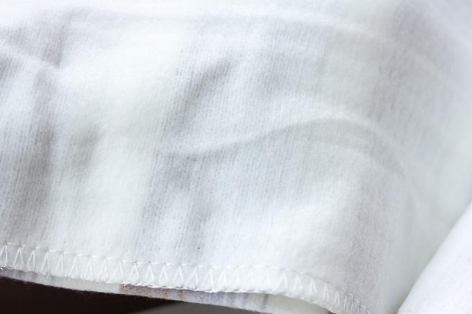 なかぎし電気毛布の熱線