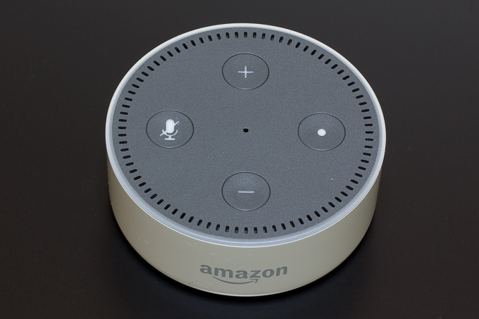 Echo Dotの仕様