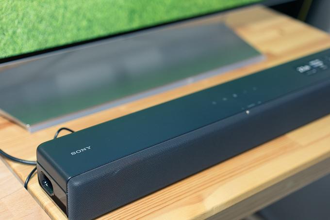 ソニーの新作サウンドバーHT-S200F購入!本音の視聴レビューを