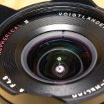 【レンズレビュー】コシナ「フォクトレンダー」SUPER WIDE-HELIAR 15mm F4.5 E-mount