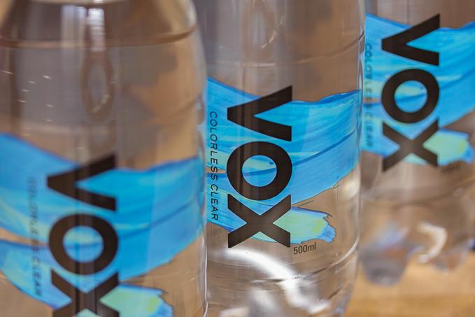 超・強炭酸水?世界最高レベル?VOX炭酸水が期待外れ