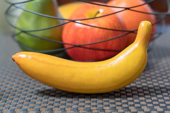 ニトリの「フルーツセット」バナナのクオリティ