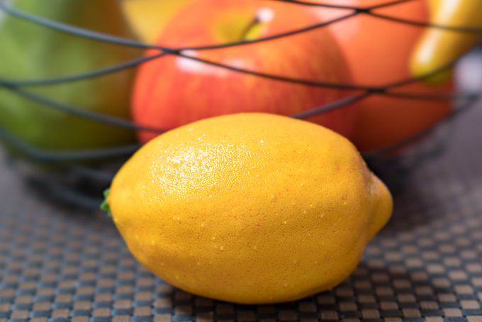 ニトリの「フルーツセット」レモンのクオリティ