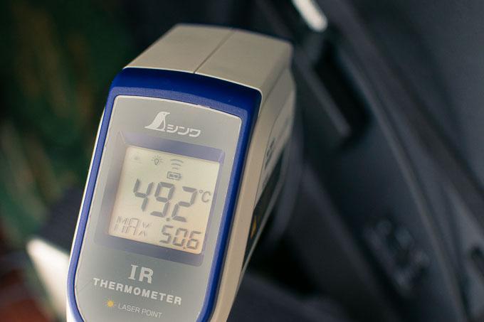 Fire TV Stickの発熱温度