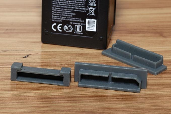 4個入りのMavic Air用端子カバー