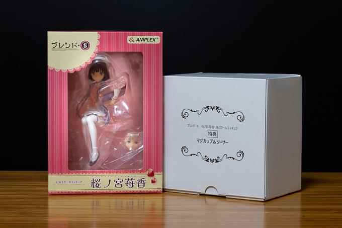 受注生産の桜ノ宮苺香フィギュア