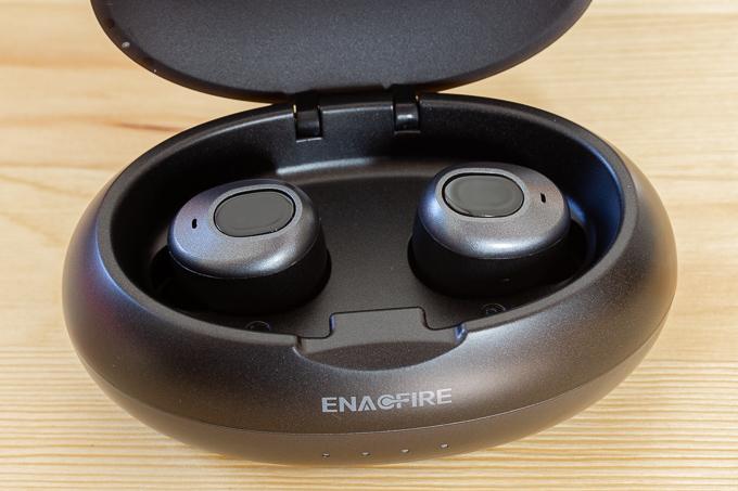 EnacFireのワイヤレスイヤホン