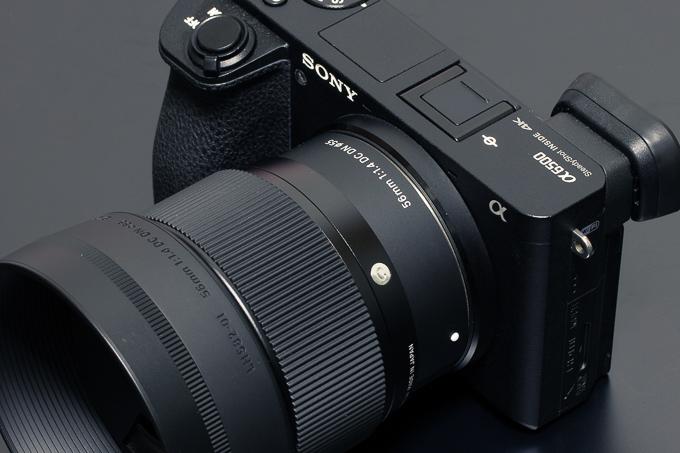 シグマ56mm F1.4 DC DN